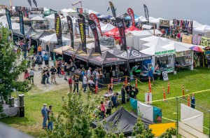 Seattle Hempfest Main Stage Vending area