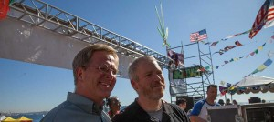 Seattle HEMPFEST Rick Steves Seattle Mayor Mike McGinn Cannabis