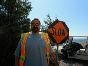 Traffic Flaggers Needed