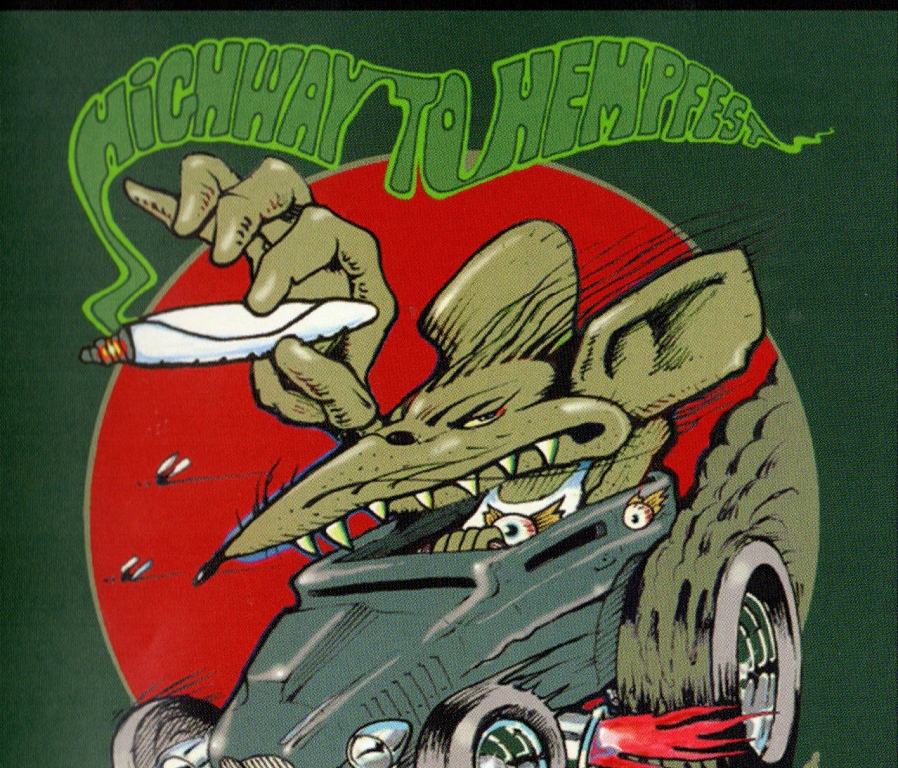 Highway to Hempfest® Compilation Disc