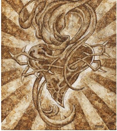 """Chronic Art, """"Sacred Heart"""""""