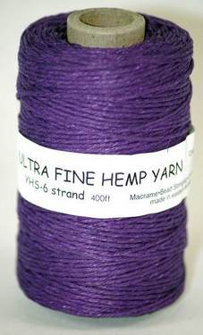 Yarn, Hemp, 400ft