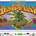 Poster, 2014, Seattle Hempfest® Flower