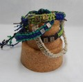 Bracelet, 12th Man/Woman, Hemp, Eye