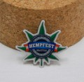 Pin, Seattle Hempfest® Logo