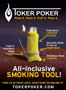 Toker Poker, quarter page