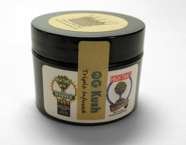 Kush Creams Triple-Infused Topical Lotion