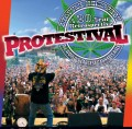 A signed copy of Protestival: A 20-Year Retrospective of Seattle Hempfest®by Vivian McPeak