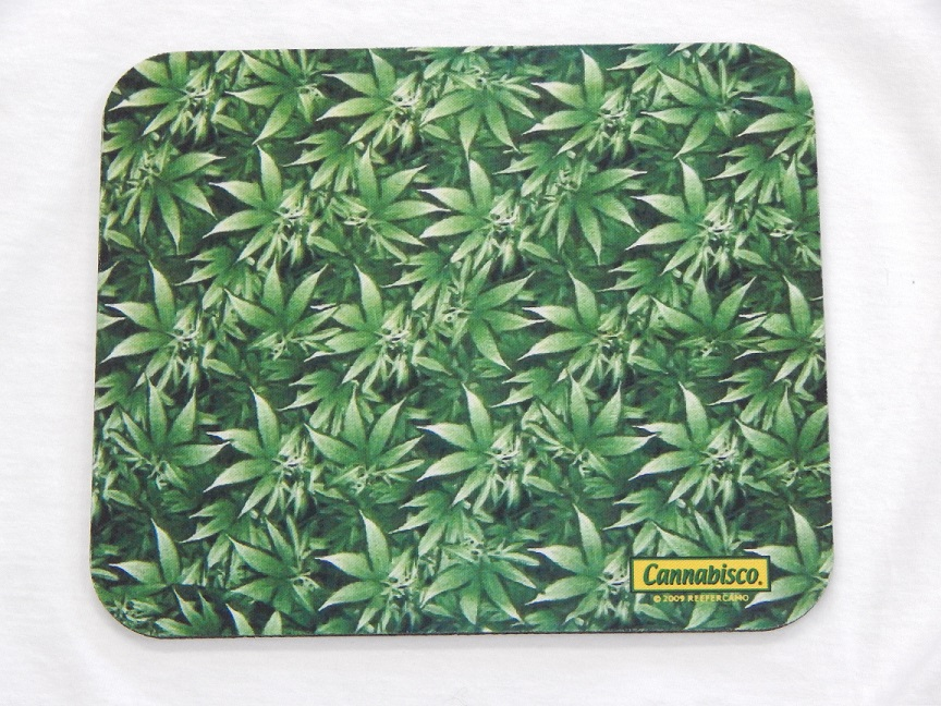 Reefer Camo, Mouse Pad