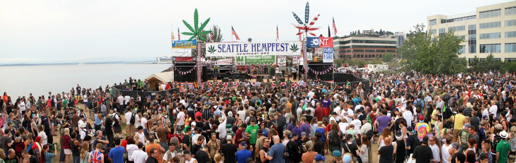 26th Annual Seattle Hempfest