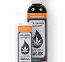 Cannabis Basics, Love Yourself Healing Oil