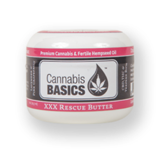 Cannabis Basics, Sole's Desire Repair Cream