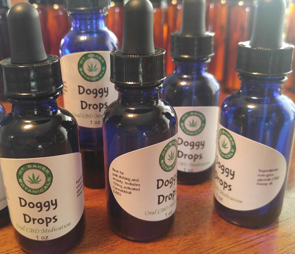 CBD Doggy Drops