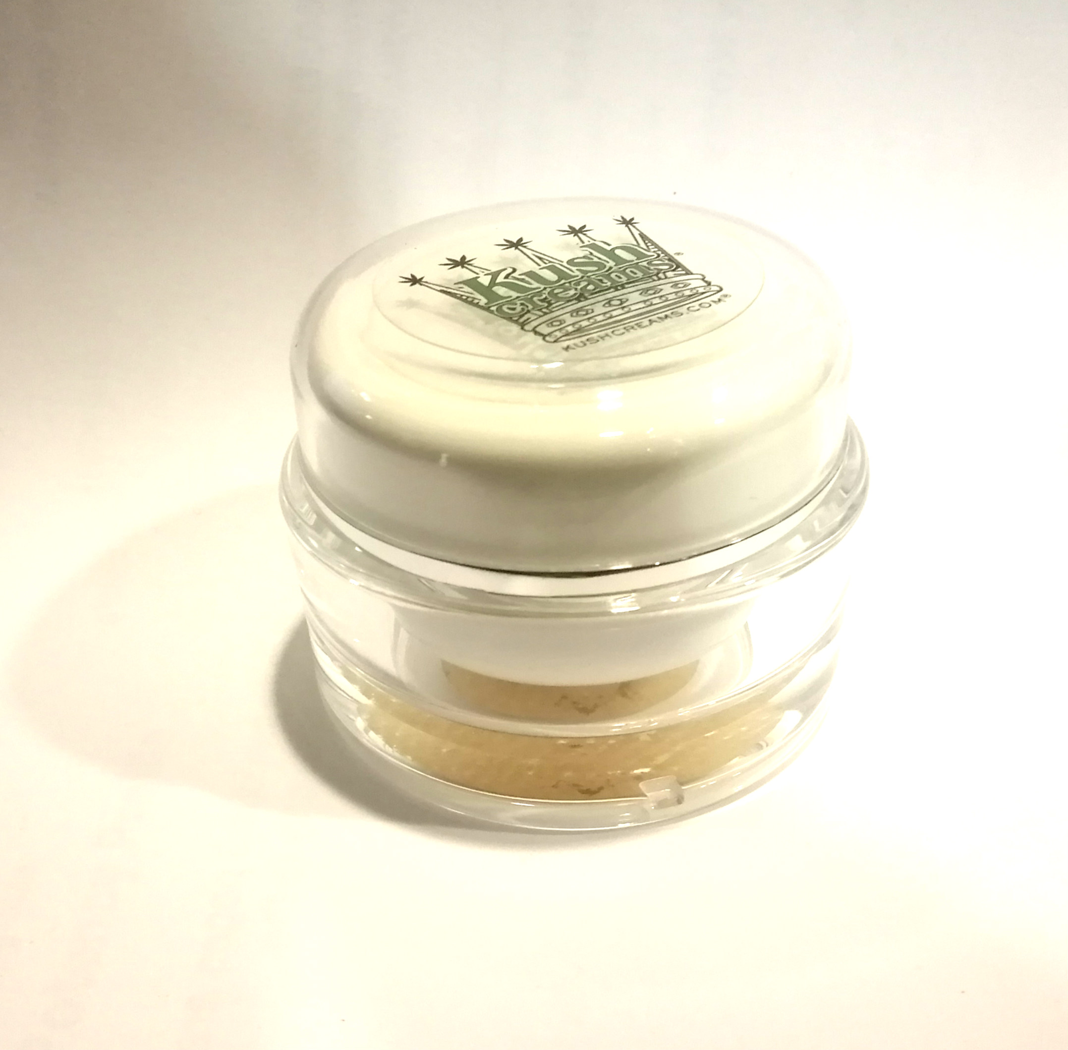 Kush Creams Face and Eye Cream, Aloe-based