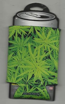 Stonerware, Can Cozie, Leaves